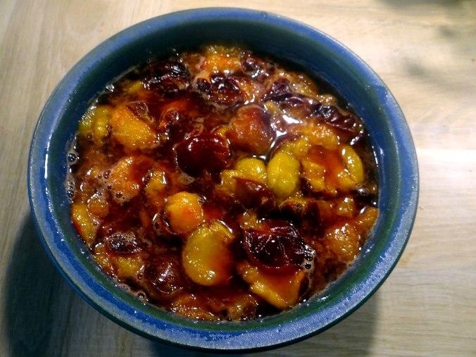 Reisbrei,Pflaumenkompott,Smoothie,vegetarisch (10)