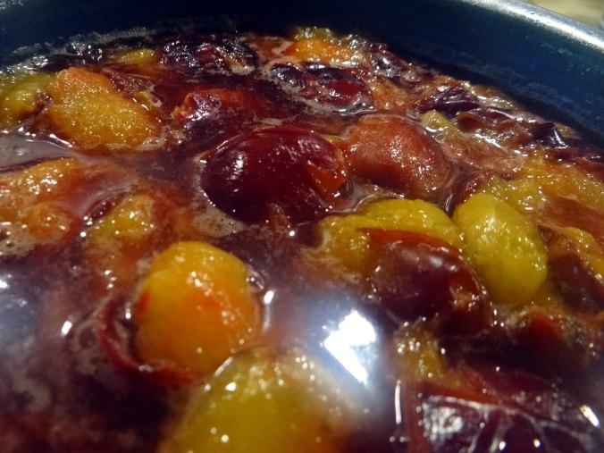 Reisbrei,Pflaumenkompott,Smoothie,vegetarisch (11)