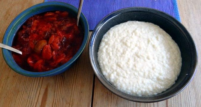 Reisbrei,Pflaumenkompott,Smoothie,vegetarisch (12)