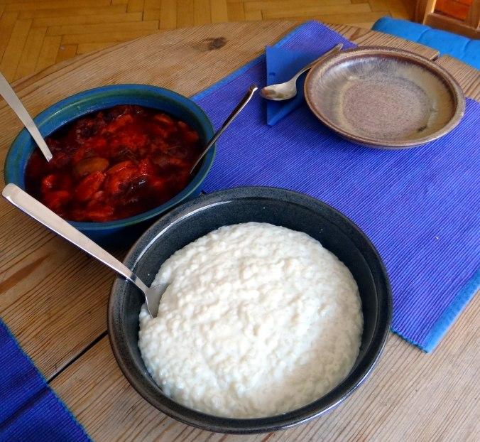Reisbrei,Pflaumenkompott,Smoothie,vegetarisch (5)