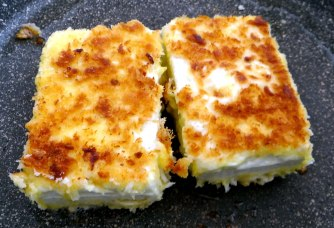 Rote Beete Gemüse,Möhrensalat,gebratener Feta,Pellkartoffeln,vegetarisch (11)