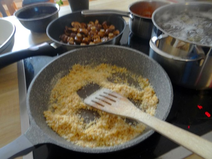 Dreierlei Nudeln,Champignon,Sand,vegan (7)