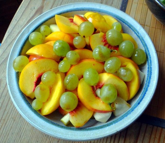 Gefüllte Portobello mit Couscous (4)