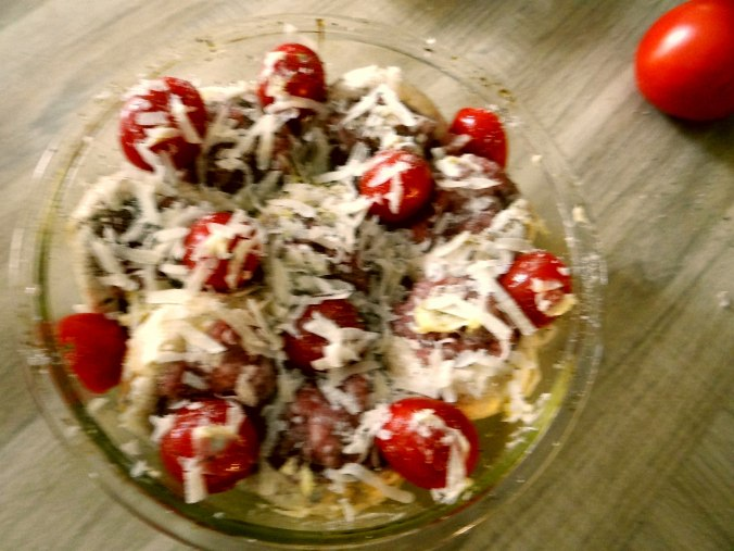 Gefüllte Portobello mit Couscous (8)