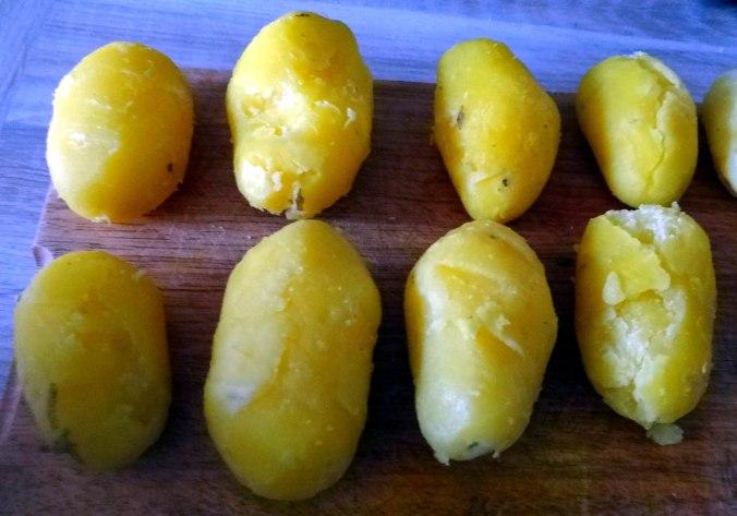 Kartoffelsalat,Rührei (3)
