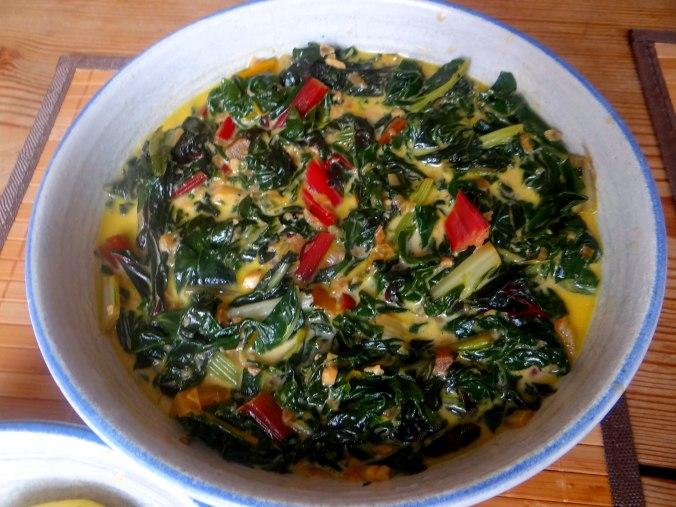 Mangold,Pellkartoffeln,Frische Feigen,Vegetarisch (11)