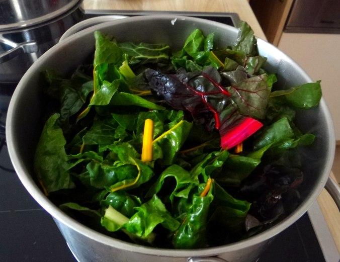 Mangold,Pellkartoffeln,Frische Feigen,Vegetarisch (9)