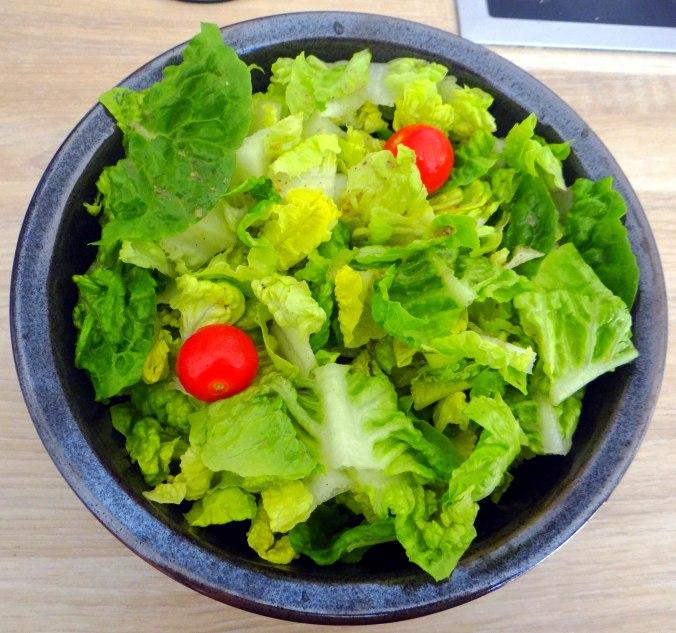 Pastinaken Pommes,Champignon,Ei,Salat,Birnenmus 1 (12)