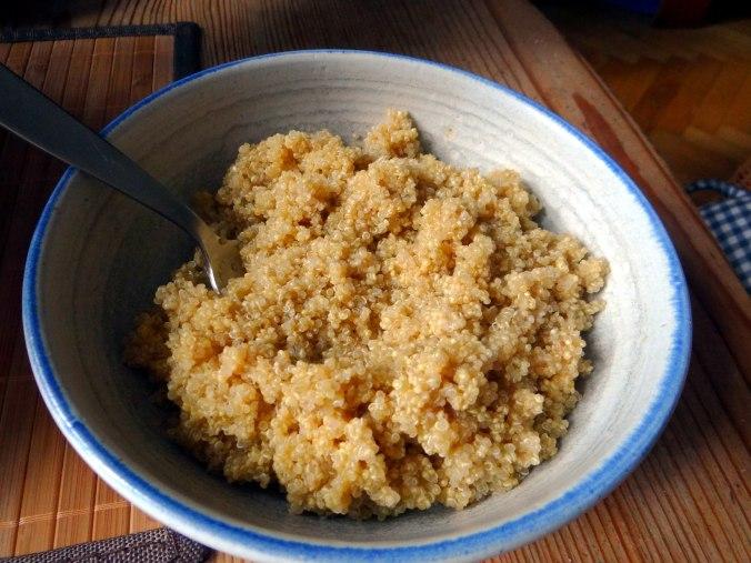 Schwarze Möhren mit weißem Quinoa (11)