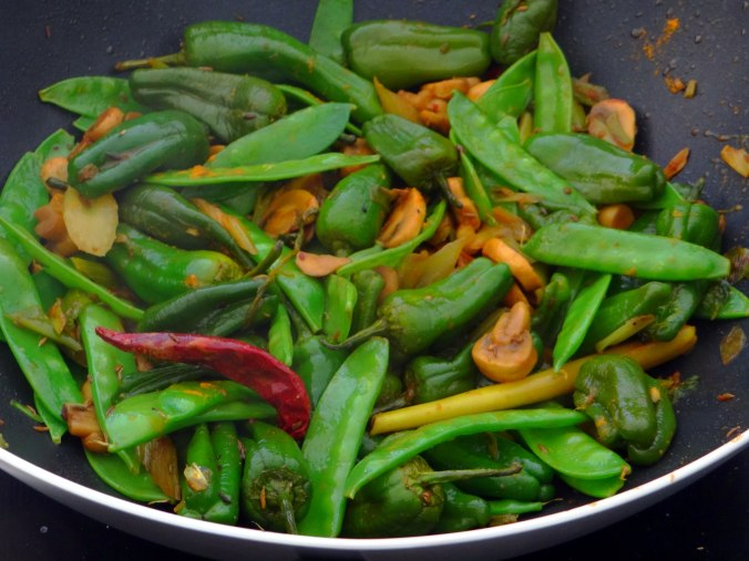 Wokgemüse mit Reis (12)