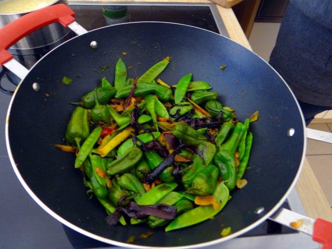 Wokgemüse mit Reis (13)