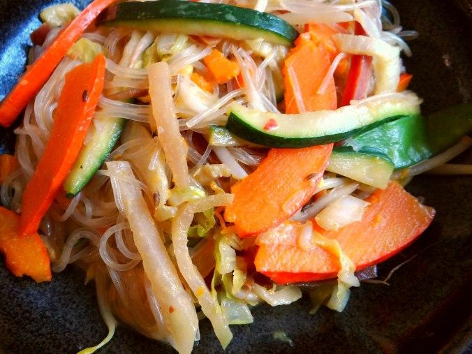 Asiatisches Wokgemüse (2)
