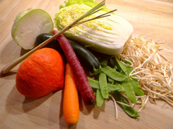 Asiatisches Wokgemüse (3)