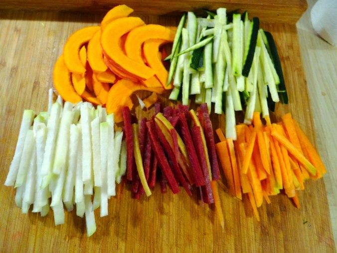Asiatisches Wokgemüse (5)