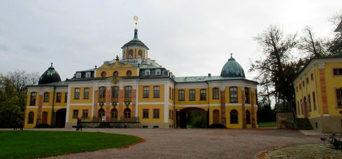 Belvedere im Herbst (1)