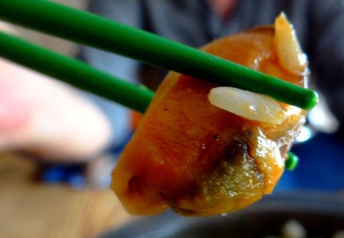 Meeresfrüchte,Pak Choi,Reis (4)