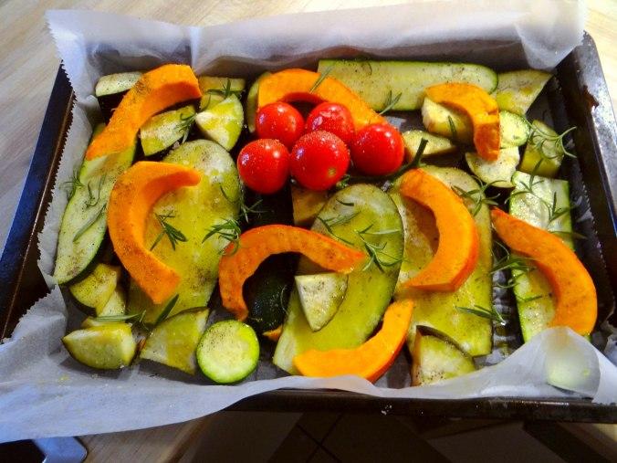 Ofengemüse,Lila Kartoffeln,Joghurt Dip (6)