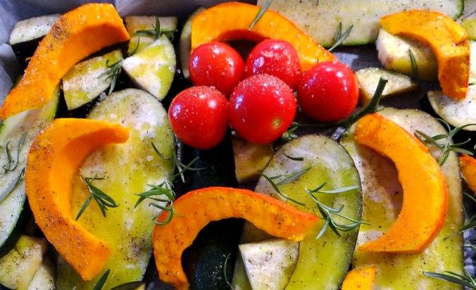 Ofengemüse,Lila Kartoffeln,Joghurt Dip (7)