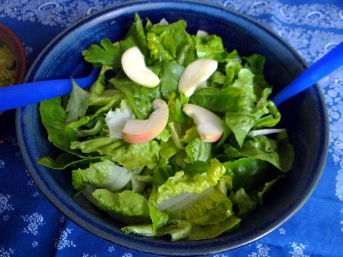 Reis,Guacamole,Pimientos,Salate,vegan (13)