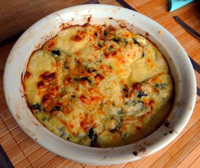 Spinat Lasagne (13)