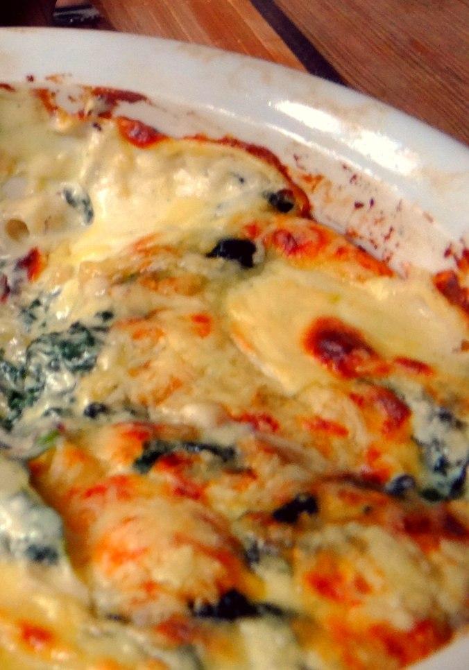 Spinat Lasagne (14)