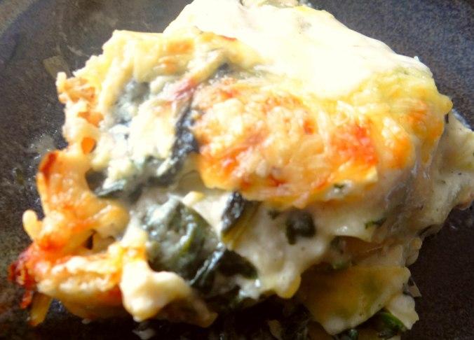 Spinat Lasagne (18)