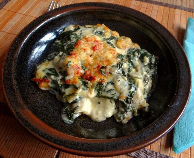 Spinat Lasagne (2)