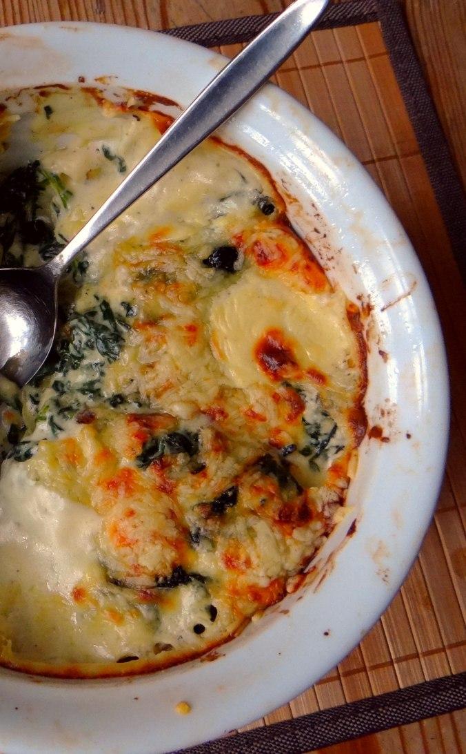 Spinat Lasagne (4)