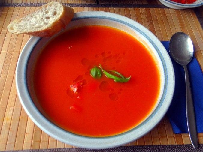 Tomatensuppe,vegan (2)