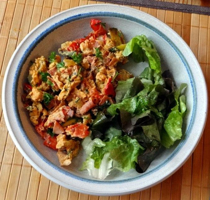 Ei,Gemüse,Schinken (2)