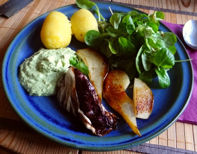 Fetacrem,Kartoffel,Radicchio,Birne,Feldsalat (14)
