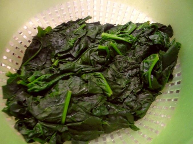Kürbis-Spinat überbacken,Waffel (7)