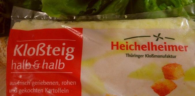 Meerrettichsauce Beinscheibe,Klöße,Salat (8)