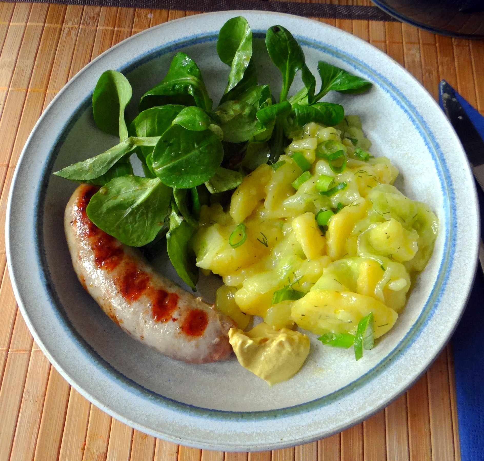 Schlotziger Kartoffelsalat (1)