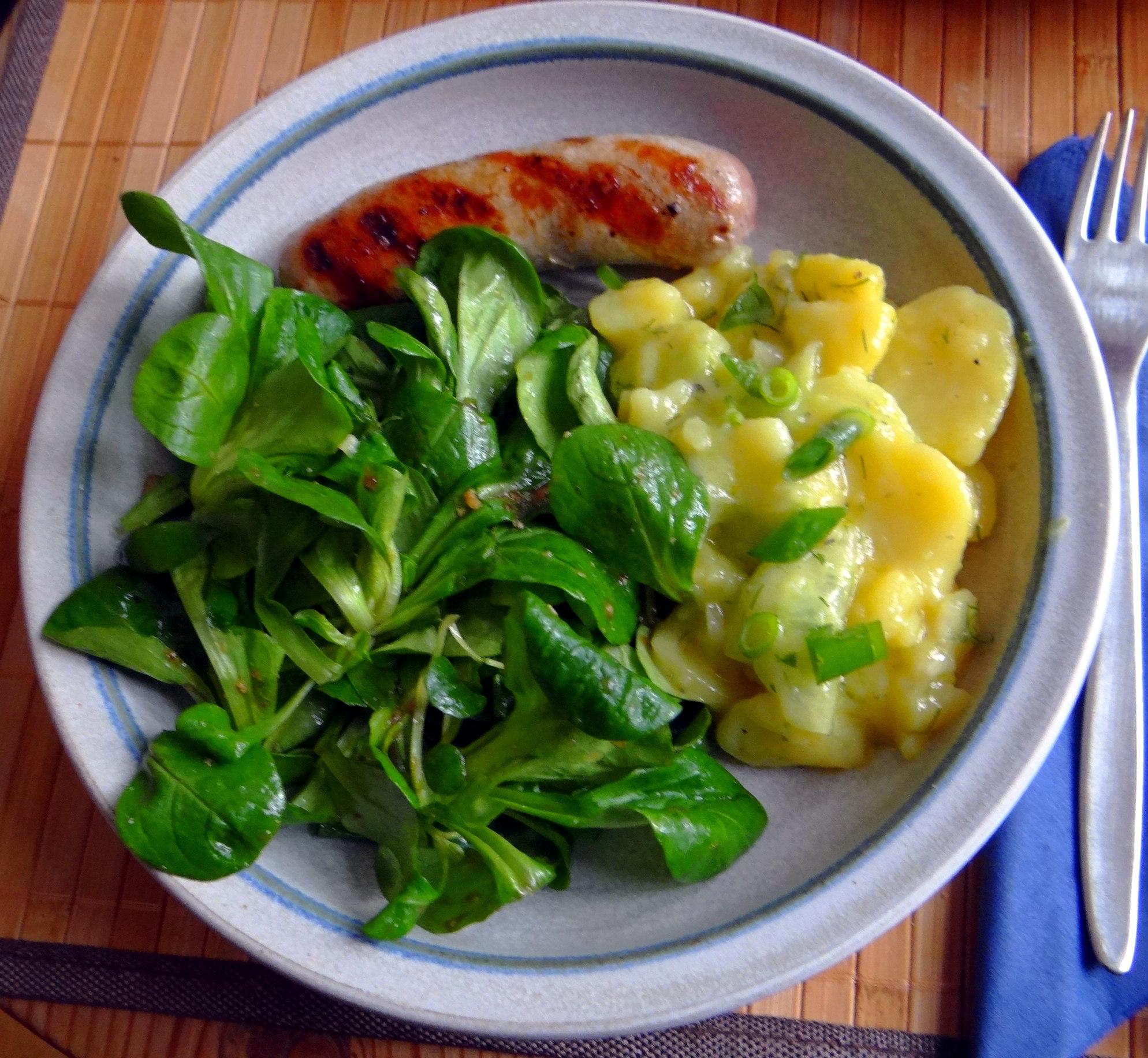 Schlotziger Kartoffelsalat (2)