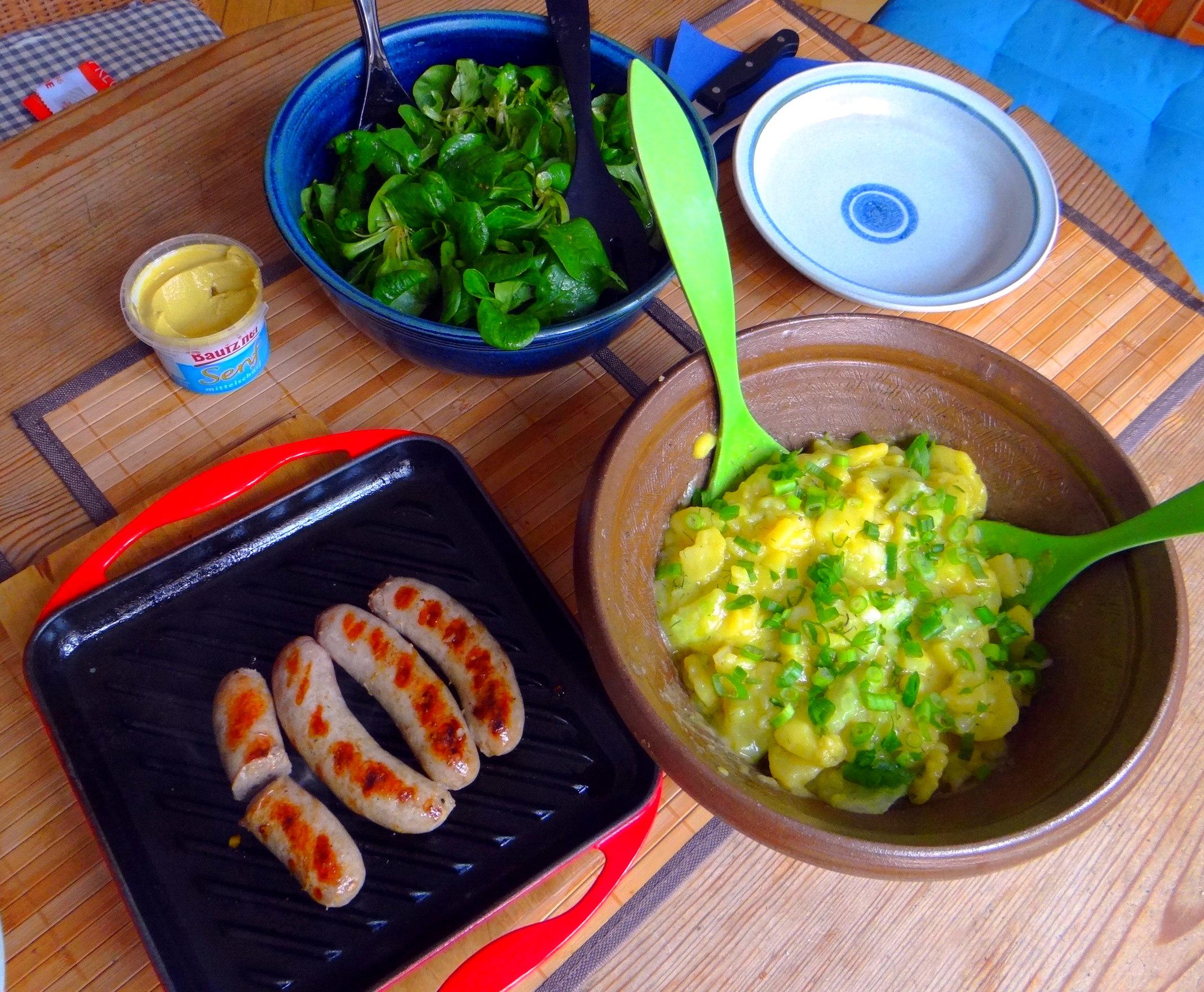 Schlotziger Kartoffelsalat (5)