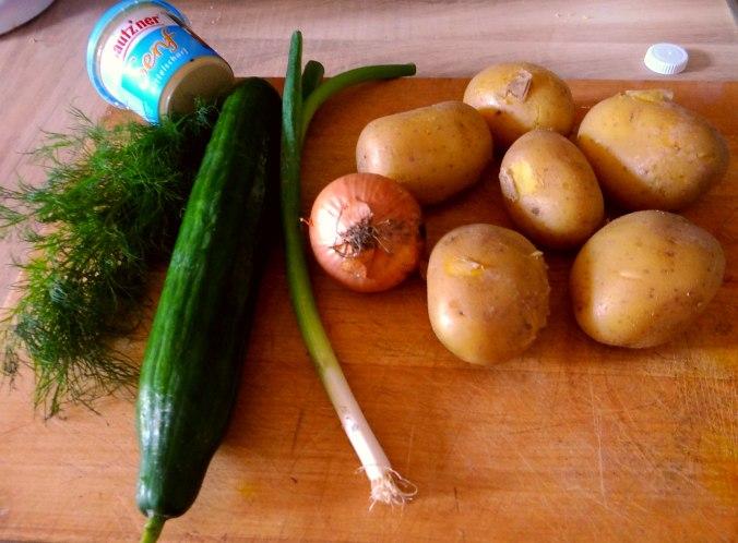 Schlotziger Kartoffelsalat (6)