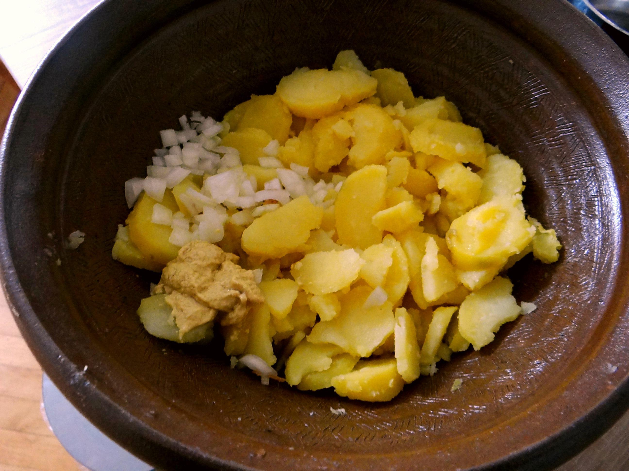 Schlotziger Kartoffelsalat (8)