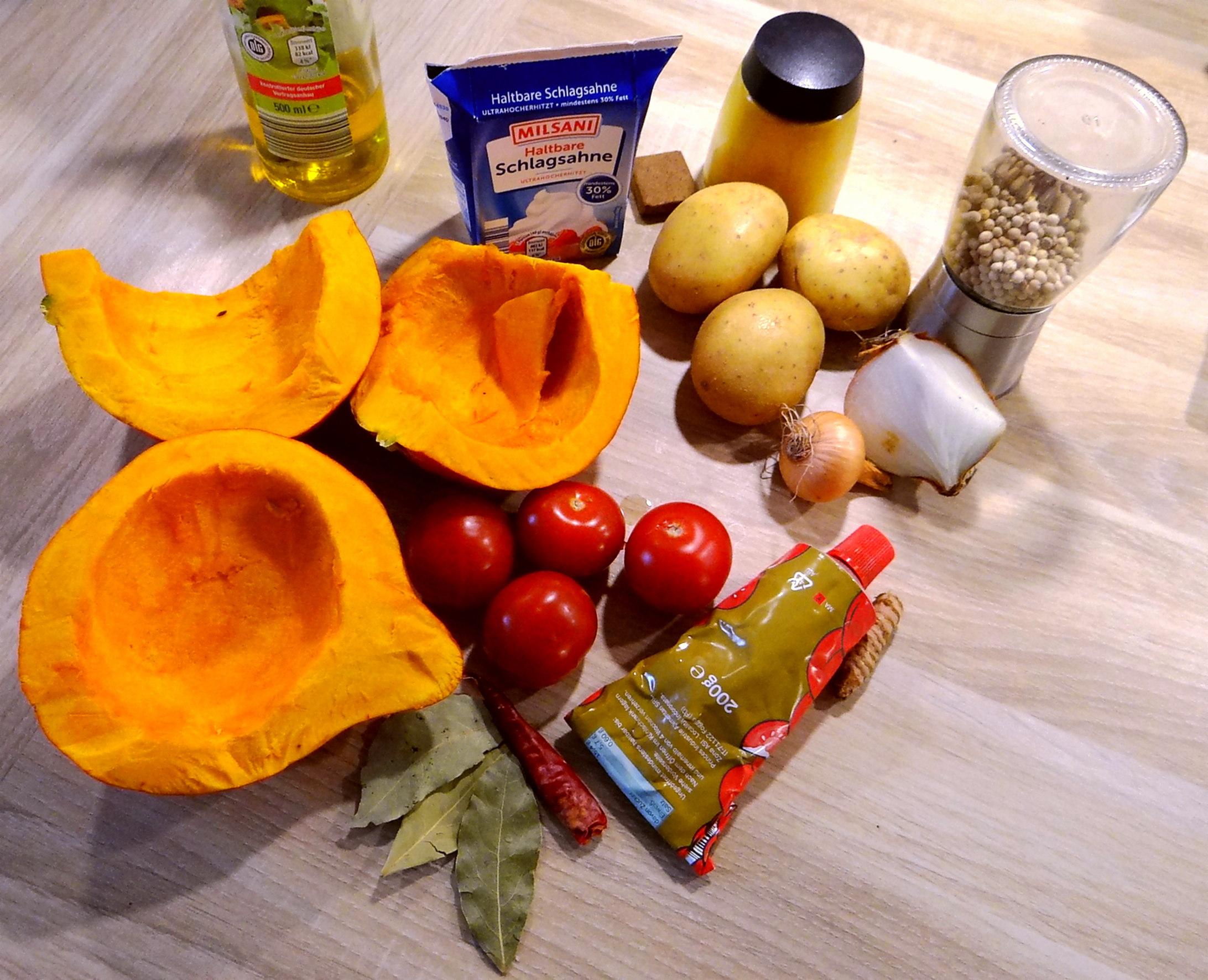 Spanische Kürbissuppe (12)
