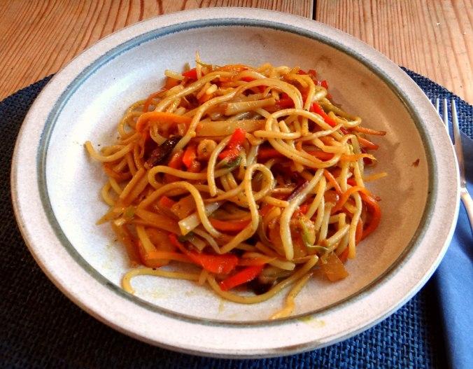 Asiatische Shrimpspfanne (21)
