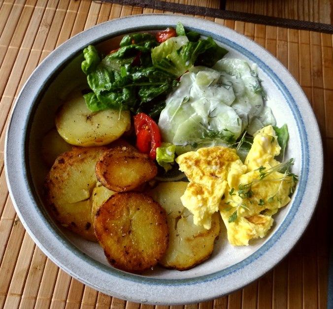 Bratkartoffel mit Rührei (16)