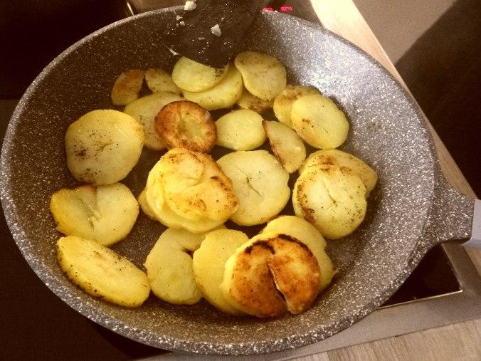 Bratkartoffel mit Rührei (7)