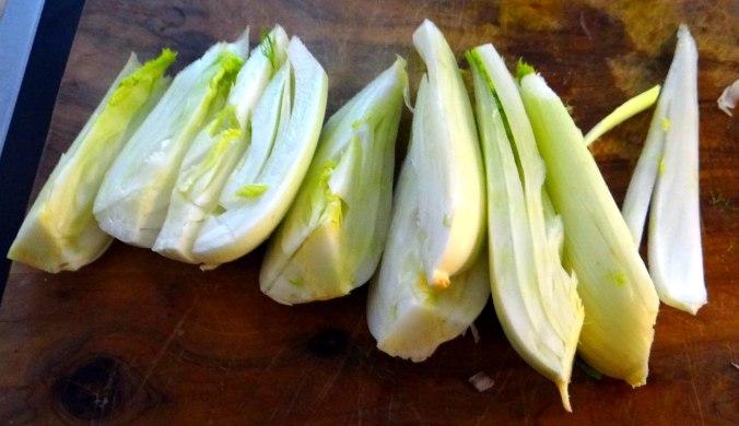 Fenchel,Tomate,Wein,RiiJii Reis,Obstsalat (7)