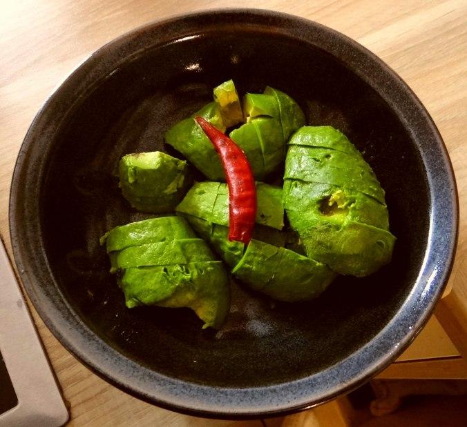 Gedämpfter Paprika (11)
