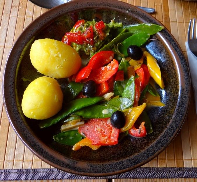 Gedämpfter Paprika (2)