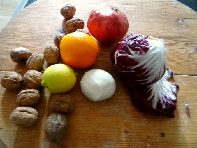 Rote Beete,Radicchio,Couscous (4)
