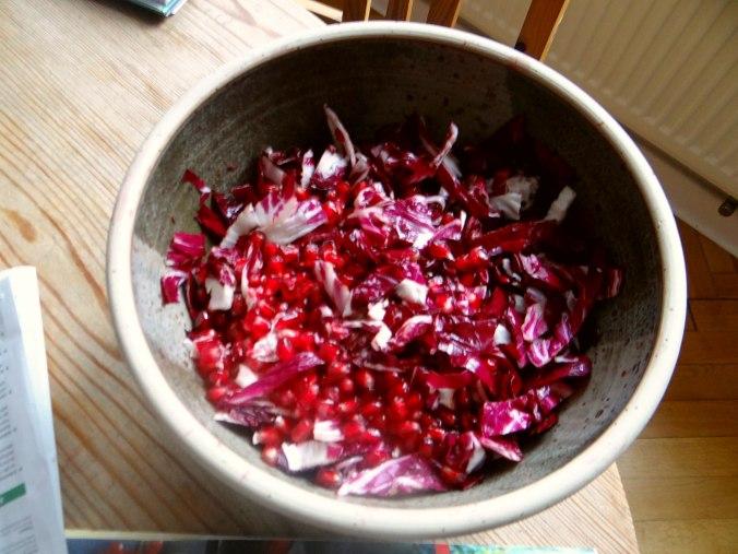 Rote Beete,Radicchio,Couscous (8)