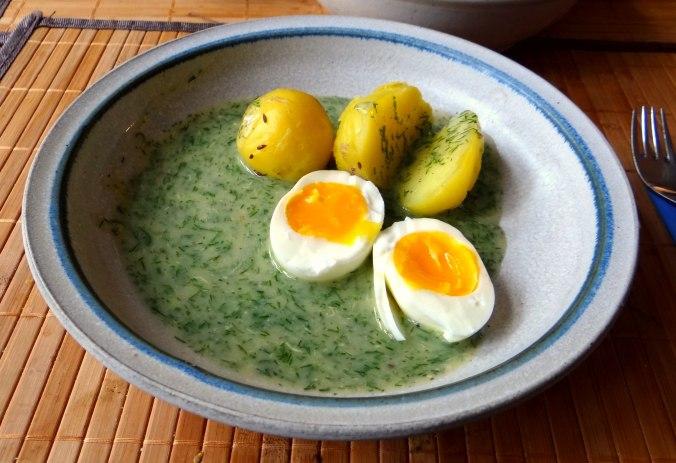 Dillsauce,Kartoffeln,Eier,Birnen (10)