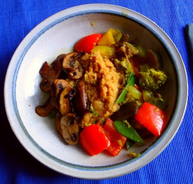 Gemüse Dal (1)
